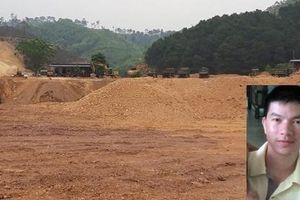 Bắt giam Trưởng phòng TN&MT Lạng Sơn 'xẻ thịt' đất rừng để trục lợi