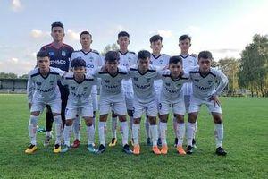 Đội tuyển U18 HAGL JMG liên tiếp gây sốc trên đất Hà Lan