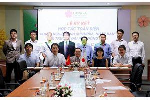 Thỏa thuận hợp tác với đoàn doanh nghiệp tỉnh Shizuoka và Chiba Nhật Bản