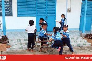 Tăng cường phòng, chống dịch bệnh tay - chân - miệng dịp khai trường