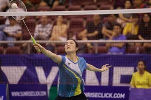 4 tay vợt chủ nhà Việt Nam vào vòng 2 nội dung đơn nam, đơn nữ