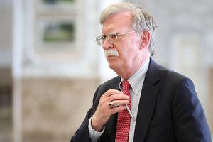 Cố vấn An ninh Quốc gia Mỹ John Bolton bị sa thải