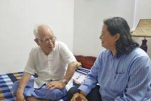 Thăm hỏi văn nghệ sĩ nhân kỷ niệm ngày Sân khấu Việt Nam