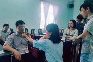 HKI nâng cao năng lực chuyên môn cho y tế nhãn khoa cấp huyện tại Cần Thơ