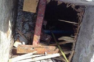 Thanh Hóa: Dỡ cốt pha dưới tầng hầm khách sạn, 3 công nhân tử vong do ngạt khí