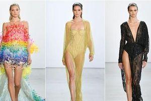 6 thiết kế ấn tượng nhất của Công Trí tại New York Fashion Week 2020