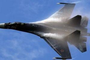 Nga điều Su-35 ngăn máy bay Israel không kích Syria