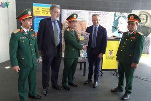 Australia hỗ trợ Việt Nam tìm kiếm quân nhân hy sinh trong chiến tranh