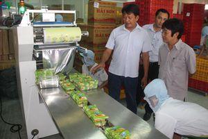 Đoàn liên ngành Sóc Trăng thanh tra 20 cơ sở sản xuất bánh trung thu