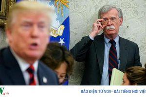 Sa thải Cố vấn an ninh 'diều hâu'- Mỹ thay đổi chiến lược với Iran?