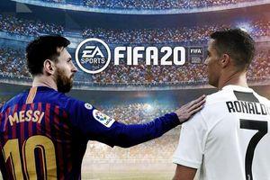Cristiano Ronaldo và 1 thập kỷ thua kém Lionel Messi trong game FIFA