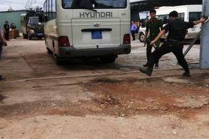 Kon Tum: Phá xưởng sản xuất ma túy trong khuôn viên công ty, bắt nhiều người Trung Quốc