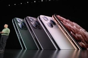 Cận cảnh 3 siêu phẩm iPhone 11, 11 Max/11 Pro vừa ra mắt