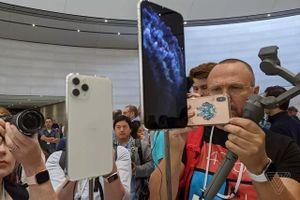 Trải nghiệm cụm 3 camera trên iPhone 11 Pro mới ra mắt của Apple