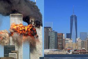 Hình ảnh Trung tâm thương mại New York 18 năm sau thảm họa 11/9