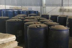 Triệt phá kho hàng sản xuất ma túy ở Bình Định: Xử phạt hành chính 4 người Trung Quốc