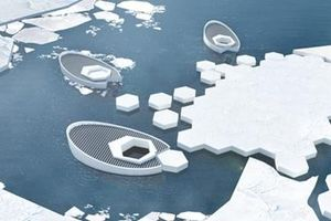 Những ý tưởng độc lạ để 'đóng băng lại' Bắc Cực