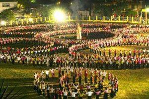 Sẽ trình diễn màn đại Xòe lớn nhất thế giới tại Lễ hội văn hóa du lịch Mường Lò