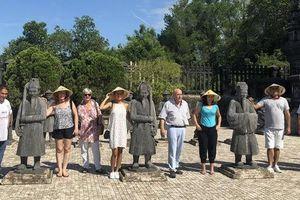 Du lịch Thừa Thiên Huế đón đoàn famtrip Tây Ban Nha