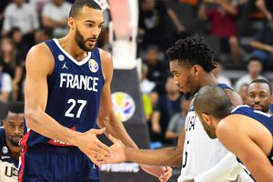 Rudy Gobert tin tưởng Donovan Mitchell sẽ trưởng thành hơn sau vấp ngã ở FIBA World Cup 2019