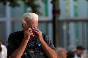 Những giây phút xúc động tại lễ tưởng niệm vụ khủng bố 11-9 ở Mỹ