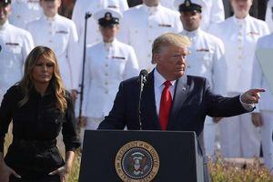 Ông Trump thề sẽ đánh mạnh vào Taliban hơn bao giờ hết