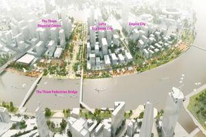 Kiến nghị tiếp tục để Lotte đầu tư dự án tỉ đô vào Thủ Thiêm