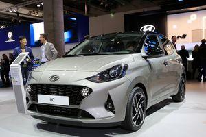 Hyundai i10 2020 bản châu Âu có thiết kế mới, 3 tùy chọn động cơ