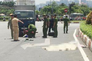 Người phụ nữ bị xe tải tông văng 5 m, tử vong ở Sài Gòn