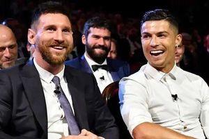 Messi đáp lại lời mời ăn tối của Ronaldo