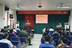 Quận Hoàn Kiếm: Xử lý kịp thời vi phạm trật tự xây dựng tại cơ sở