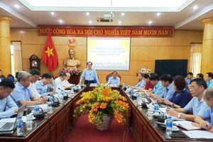 Tổ công tác của Thủ tướng kiểm tra công vụ tại Bắc Cạn