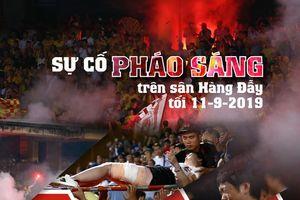 Lãnh đạo CLB Hà Nội và Nam Định lên tiếng xin lỗi về vụ việc ngày 11-9