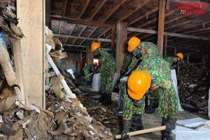 Tại sao Bộ Tài nguyên và Môi trường gỡ bỏ kết quả quan trắc vụ cháy ở Rạng Đông?
