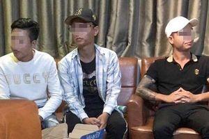Đột kích quán cà phê bí ẩn giữa TP.HCM, phát hiện 13 thanh niên đang bay lắc