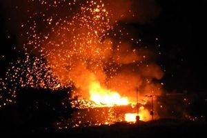 Kho vũ khí của Thổ Nhĩ Kỳ tại đảo Cyprus nổ liên hoàn gần 4 giờ đồng hồ
