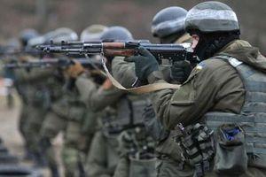 Ukraine giải giáp các nhóm vũ trang cựu hữu tại Donbass