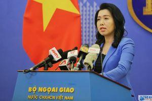 Trung Quốc không thể ngăn Việt Nam khai thác dầu khí trên Biển Đông