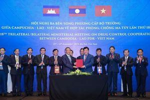 Nâng cao hiệu quả hợp tác quốc tế về phòng, chống ma túy