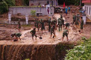 Tiếp tục giúp dân khắc phục hậu quả mưa lớn tại huyện Yên Minh