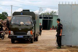 Người Trung Quốc đội lốt doanh nghiệp để sản xuất ma túy