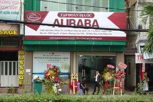 Trong 10 ngày, văn phòng địa ốc Alibaba trái phép phải gỡ biển hiệu
