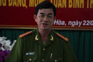Đại tá Văn Quyết Thắng phụ trách Công an Đồng Nai thay đại tá Huỳnh Tiến Mạnh