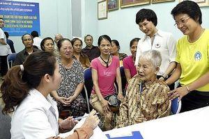 Hà Nội: Tổ chức các hoạt động nhân ngày Quốc tế người cao tuổi 1-10