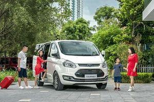 Ford Tourneo hoàn toàn mới chính thức ra mắt thị trường Việt Nam