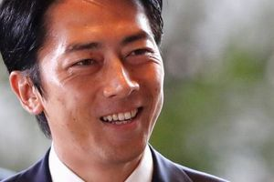 Thủ tướng Nhật bổ nhiệm con trai cựu thủ tướng Koizumi vào nội các