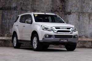 Top 5 mẫu ôtô bán chậm nhất tháng 8 tại Việt Nam