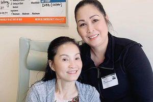 Diễn viên Hồng Đào nhập viện vì suy nhược cơ thể
