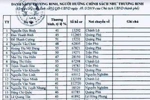 Phó cơ quan Tổ chức – Nội vụ thành phố Quảng Ngãi bị bắt giam