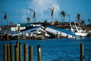 2.500 người Bahamas mất tích sau bão Dorian